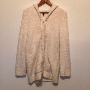 Soft lounge sweater